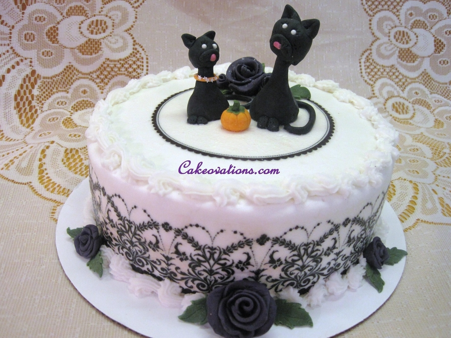 Halloween Party Animals on Cake Central