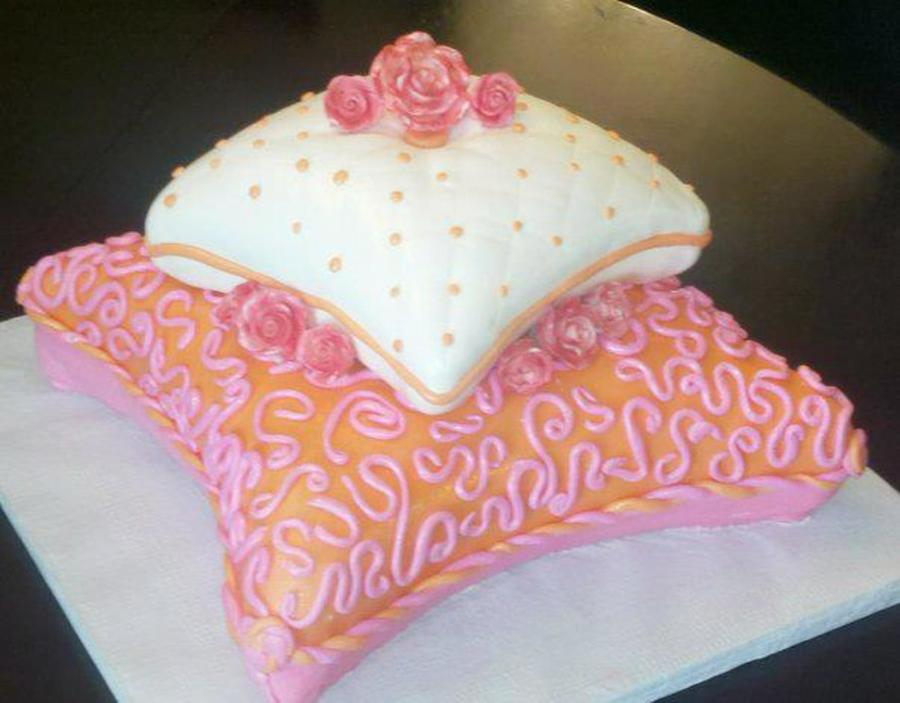 Birthday Pillow on Cake Central