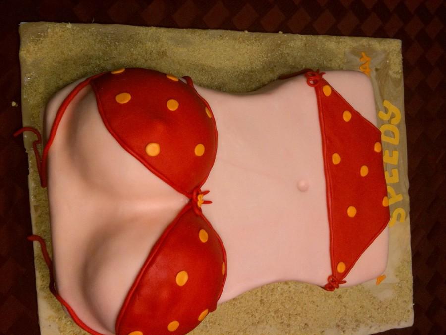 Cake Bikini 17