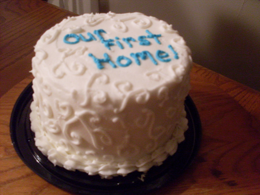 Home - Sweet- Home on Cake Central