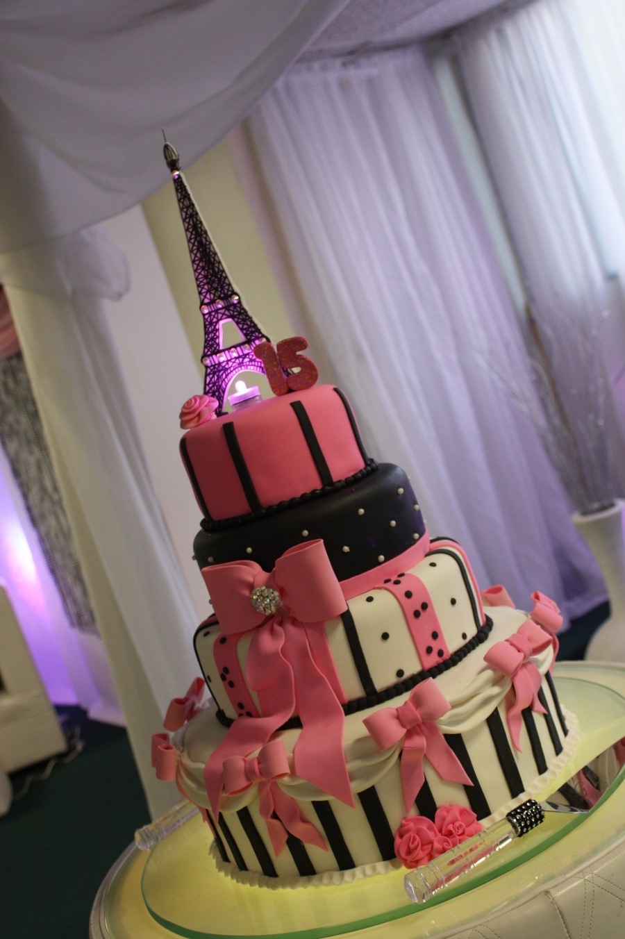 Paris on Cake Central