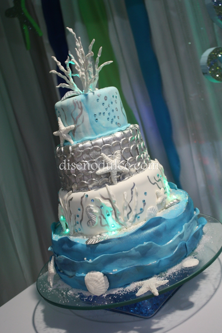 Under The Sea on Cake Central