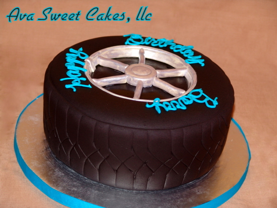 Wheel Have Fun! on Cake Central