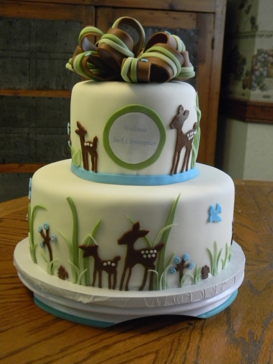 Willow Baby Deer Cakecentral