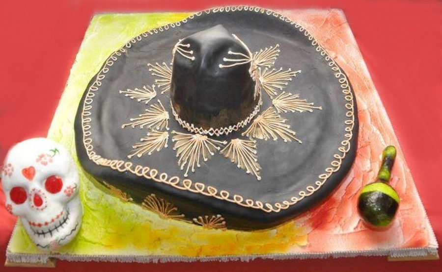 Sombrero on Cake Central