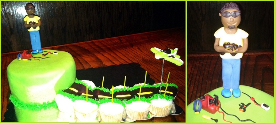Rc Airplane Flyer on Cake Central