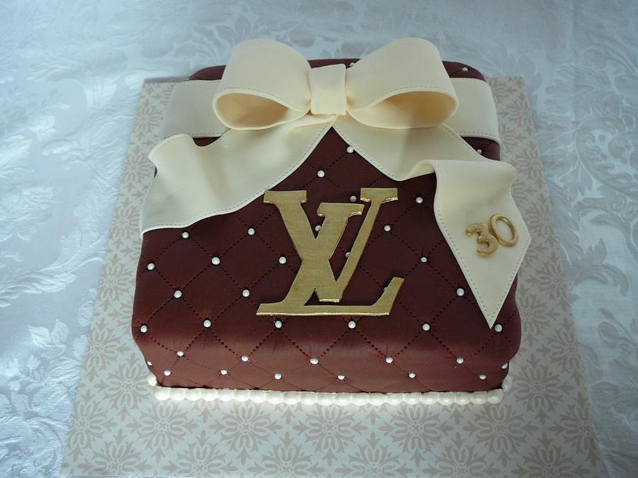 Louis Vuitton Gift Cakecentral Com