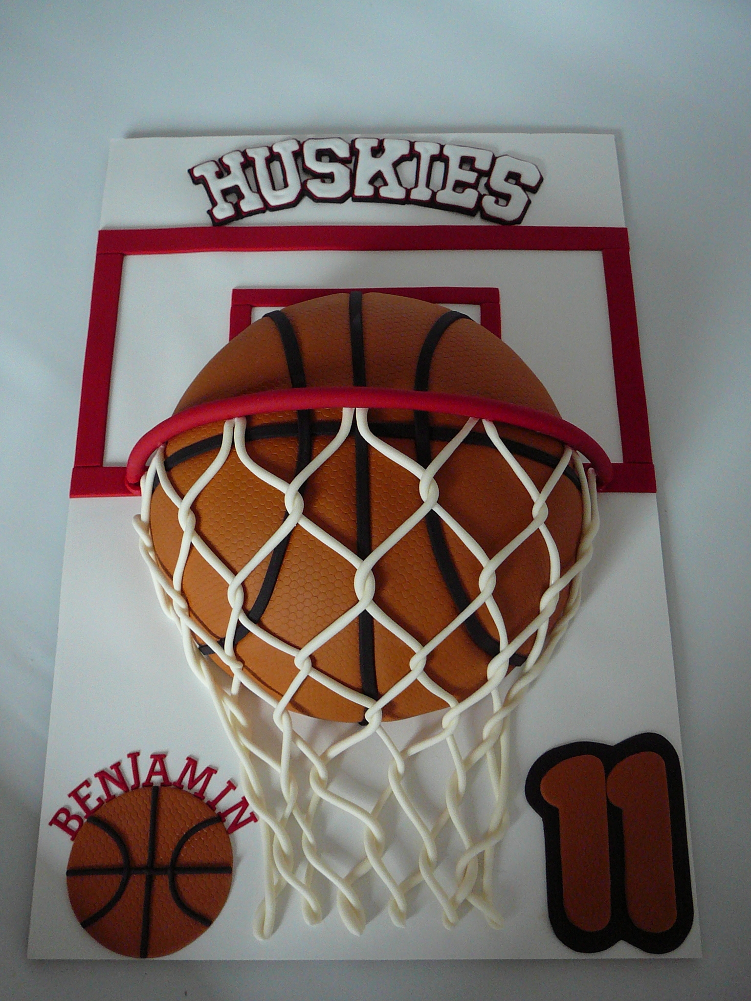 Basketball For Benjamin Cakecentral Com