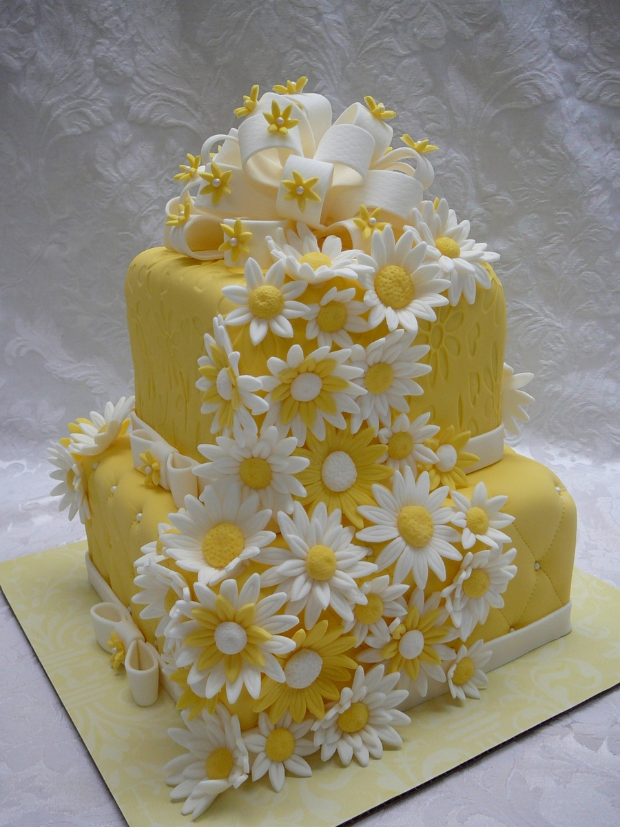 how to make buttercream daisies