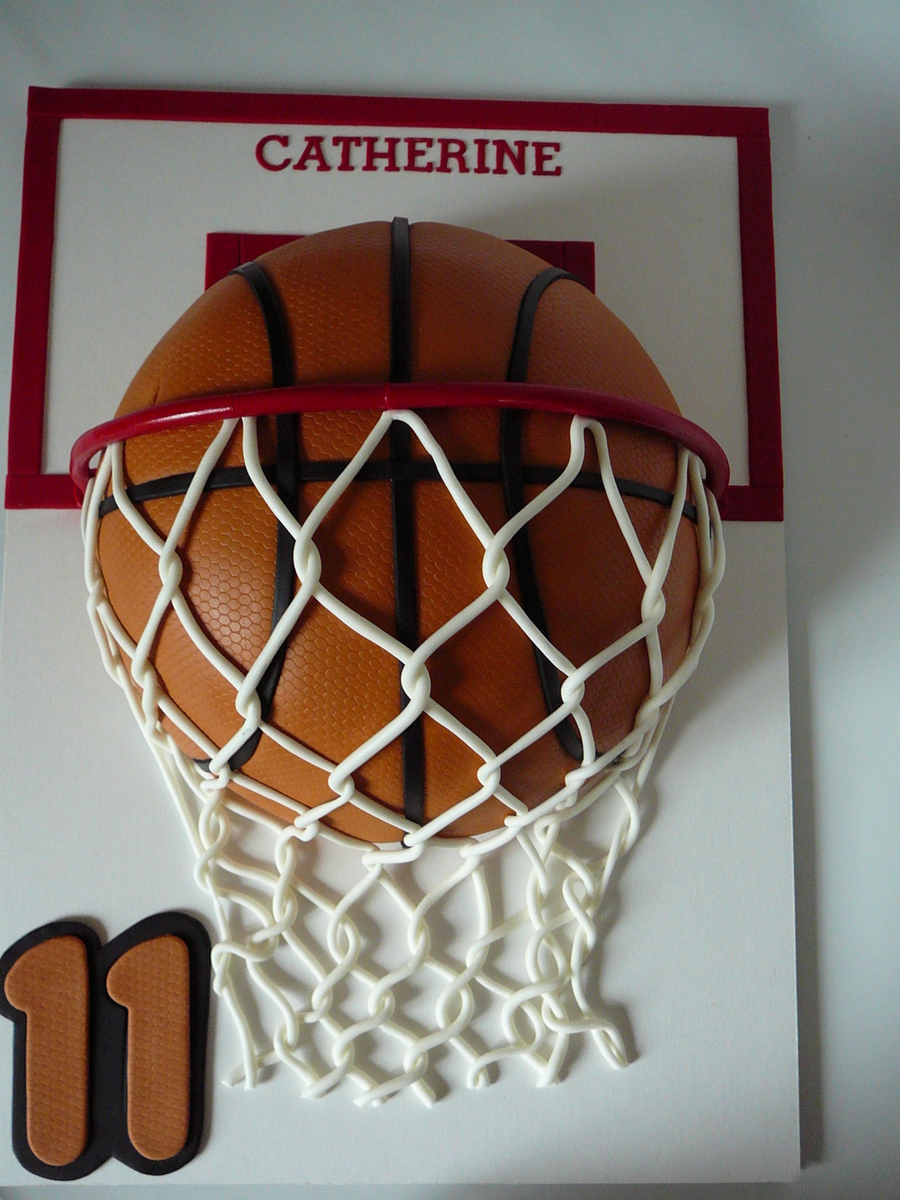 Basketball For Catherine Cakecentral Com