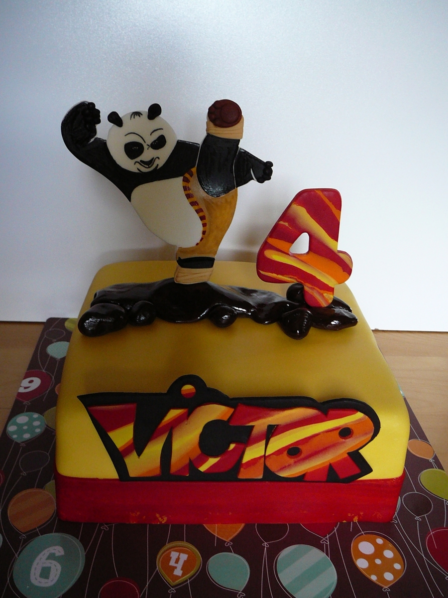 Kung Fu Panda Cakecentral Com