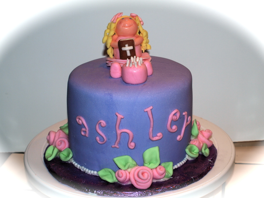 Birthday Cake For A Sweet 10 Year Old On Central