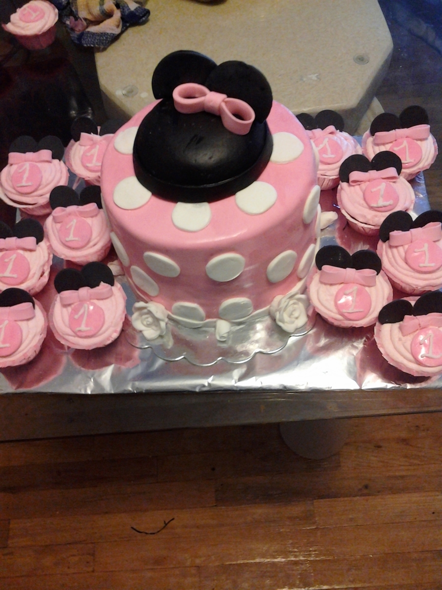 Baby's 1St Birthday on Cake Central