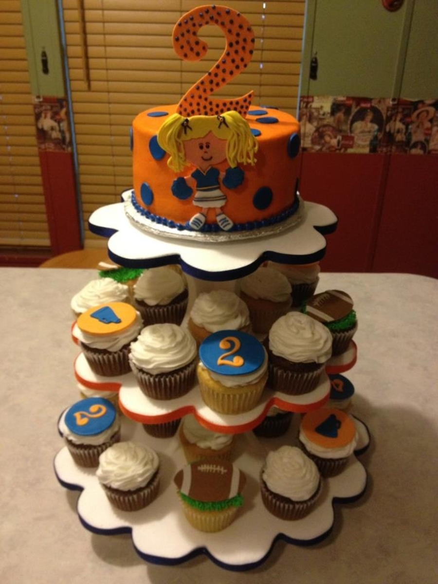 Go Gators on Cake Central