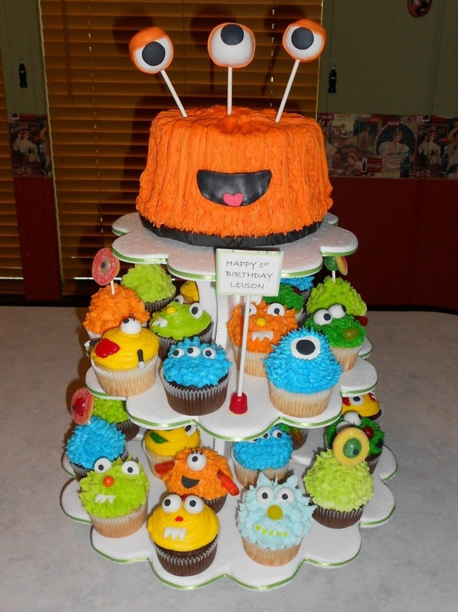 Monster Anyone Cakecentral Com