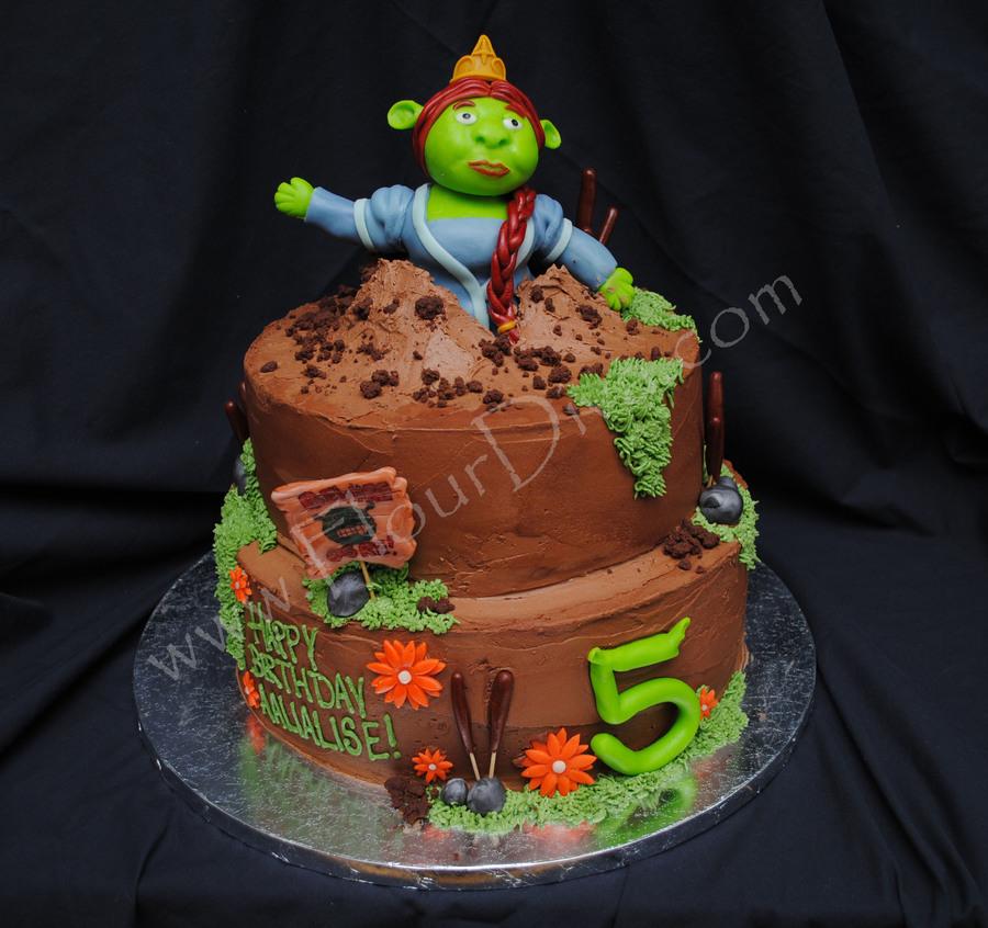 Tomboy Birthday Cakes