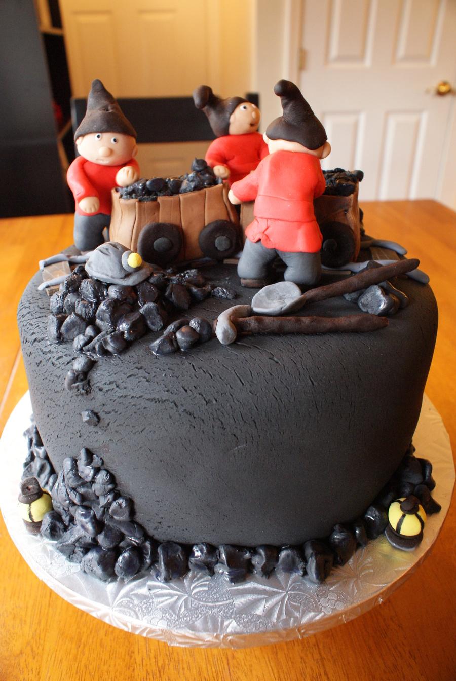 Coal Mining Cake Cakecentral Com