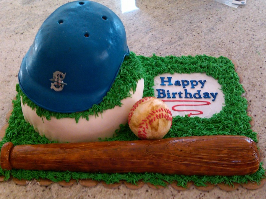 How To Make A Baseball Hat Cake Tutorial