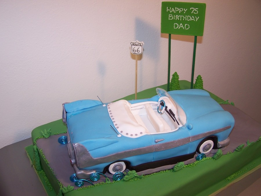 58 Plymouth Fury Cakecentral