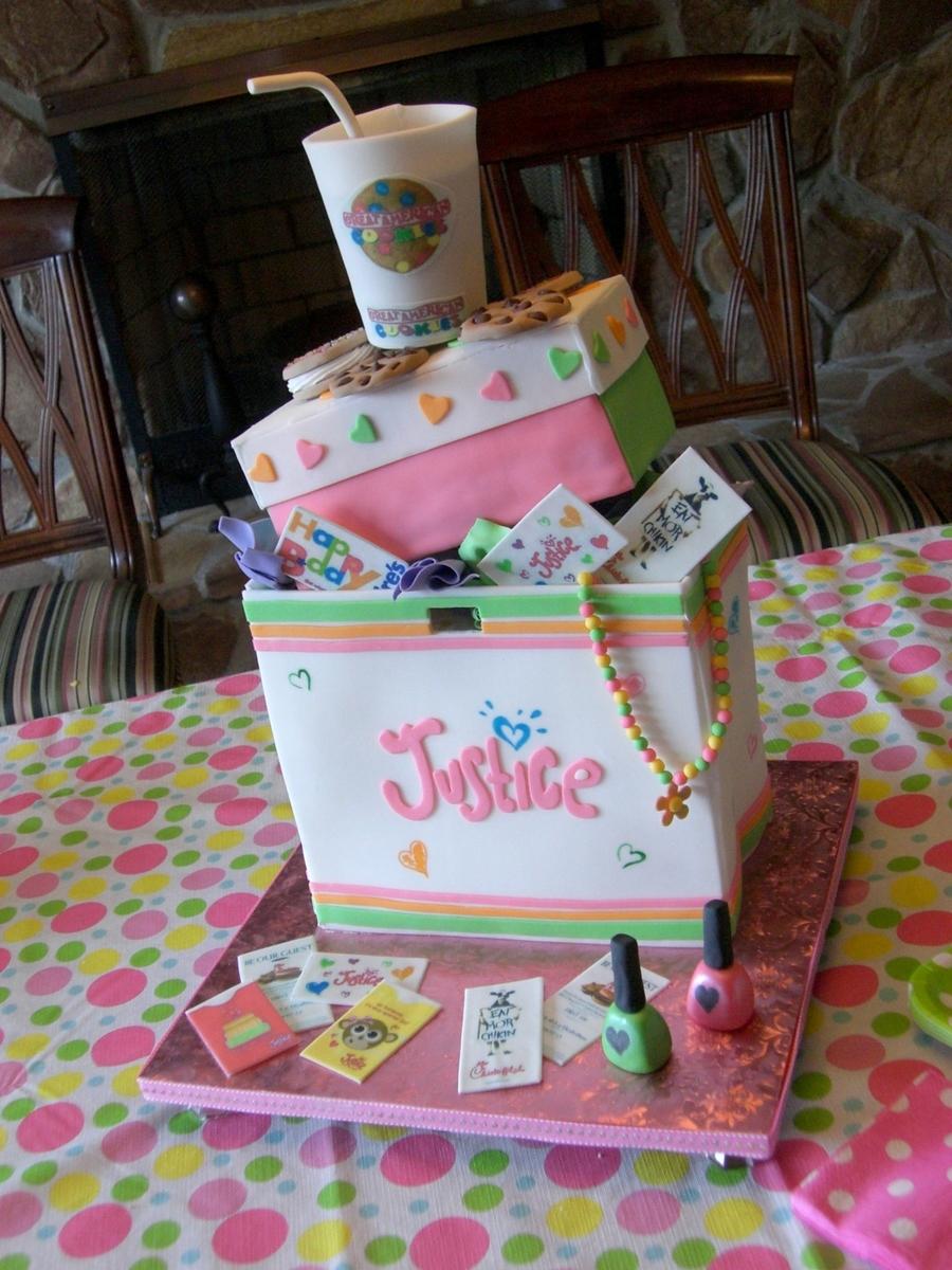 Shopping Cake! - CakeCentral.com
