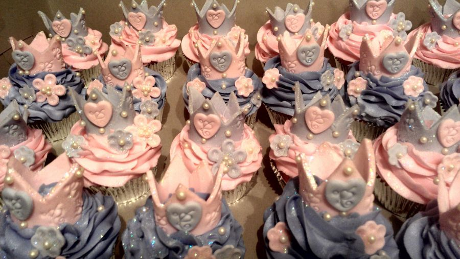 Princess Cupcakes on Cake Central