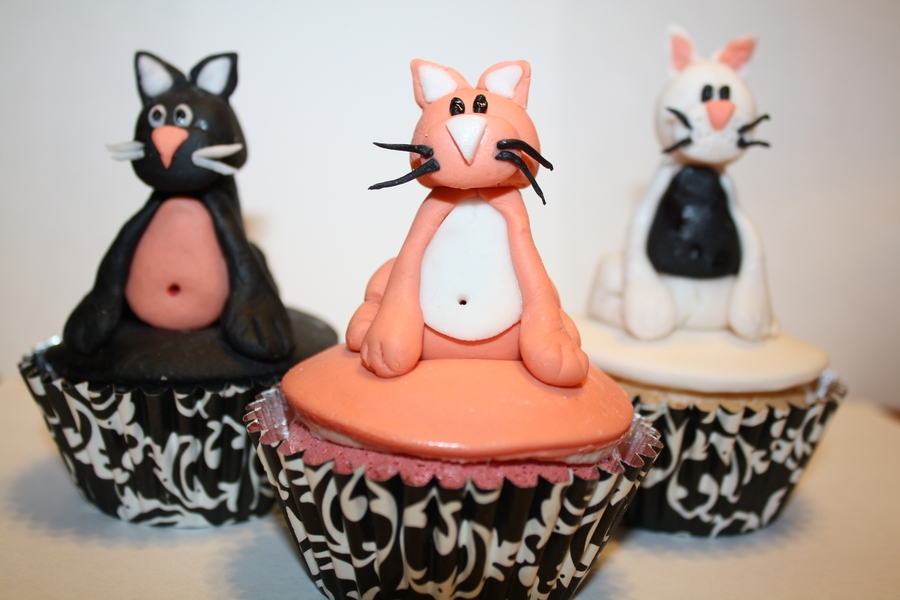Cats With Attutude -) on Cake Central