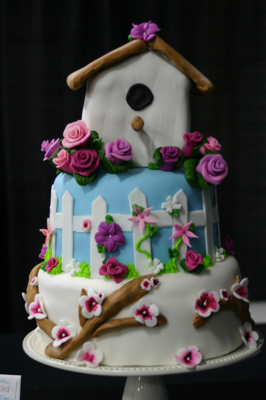 Home And Garden on Cake Central