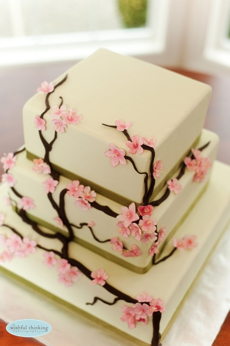 Spring Cherry Blossom on Cake Central