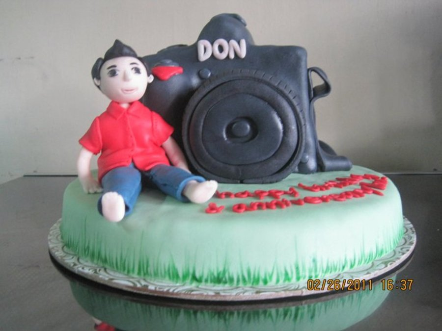 Dslr Cake Cakecentral