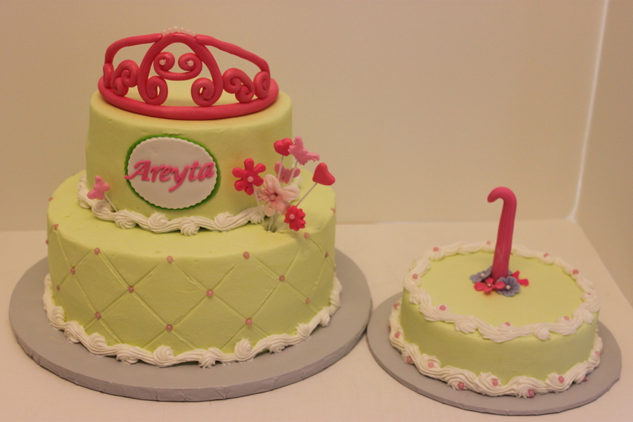 Princess Party  on Cake Central