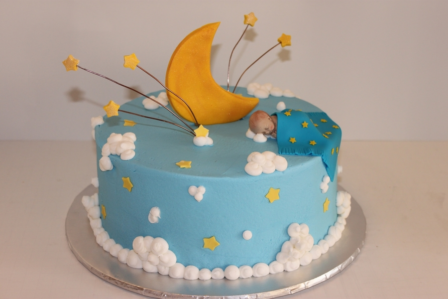 Twinkle, Twinkle Little Star on Cake Central