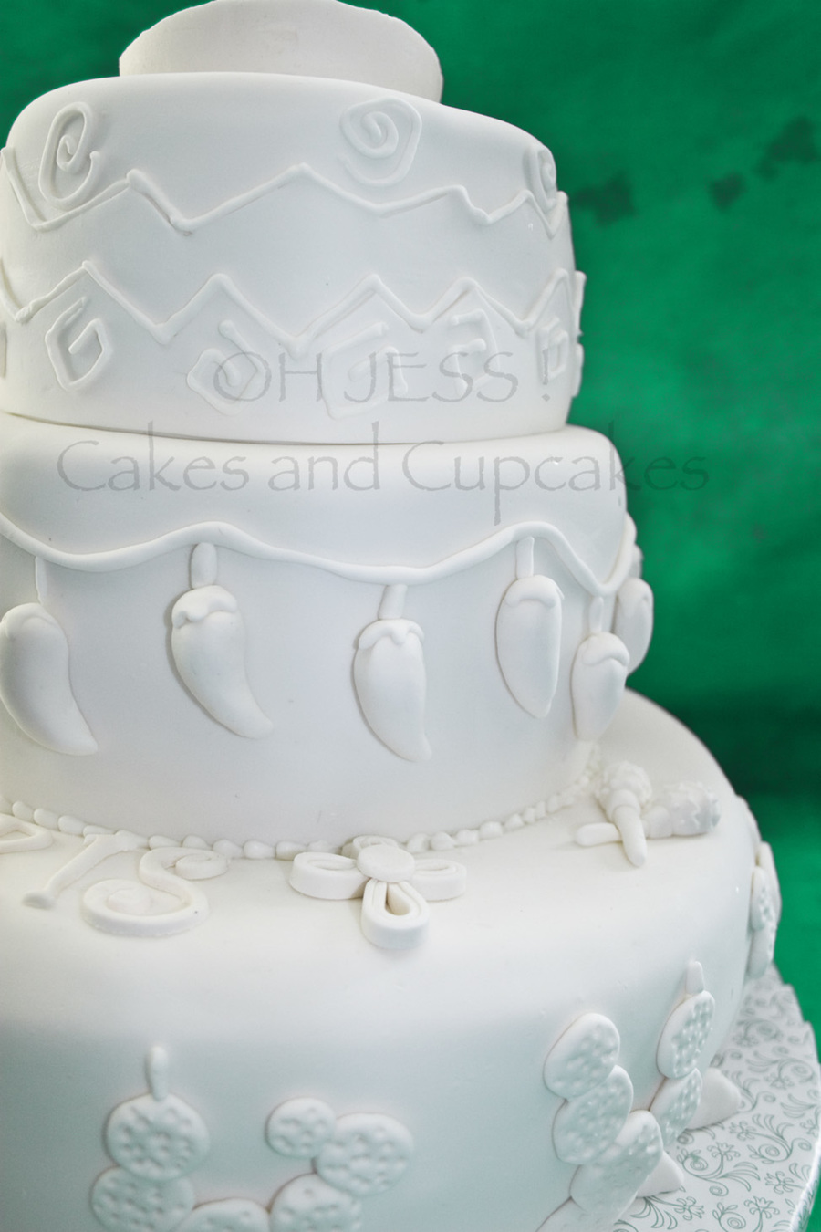 Baptism Mexican Style - CakeCentral.com