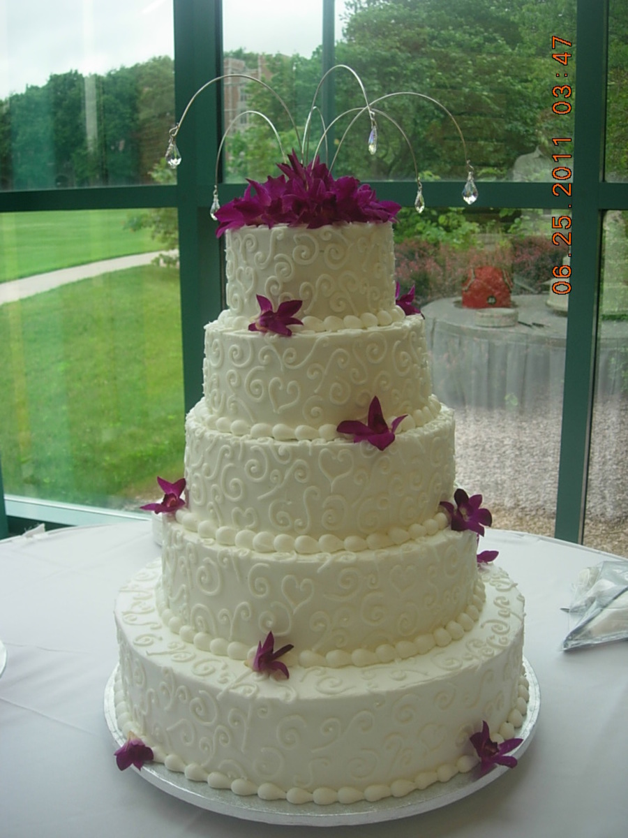 Folette Wedding on Cake Central