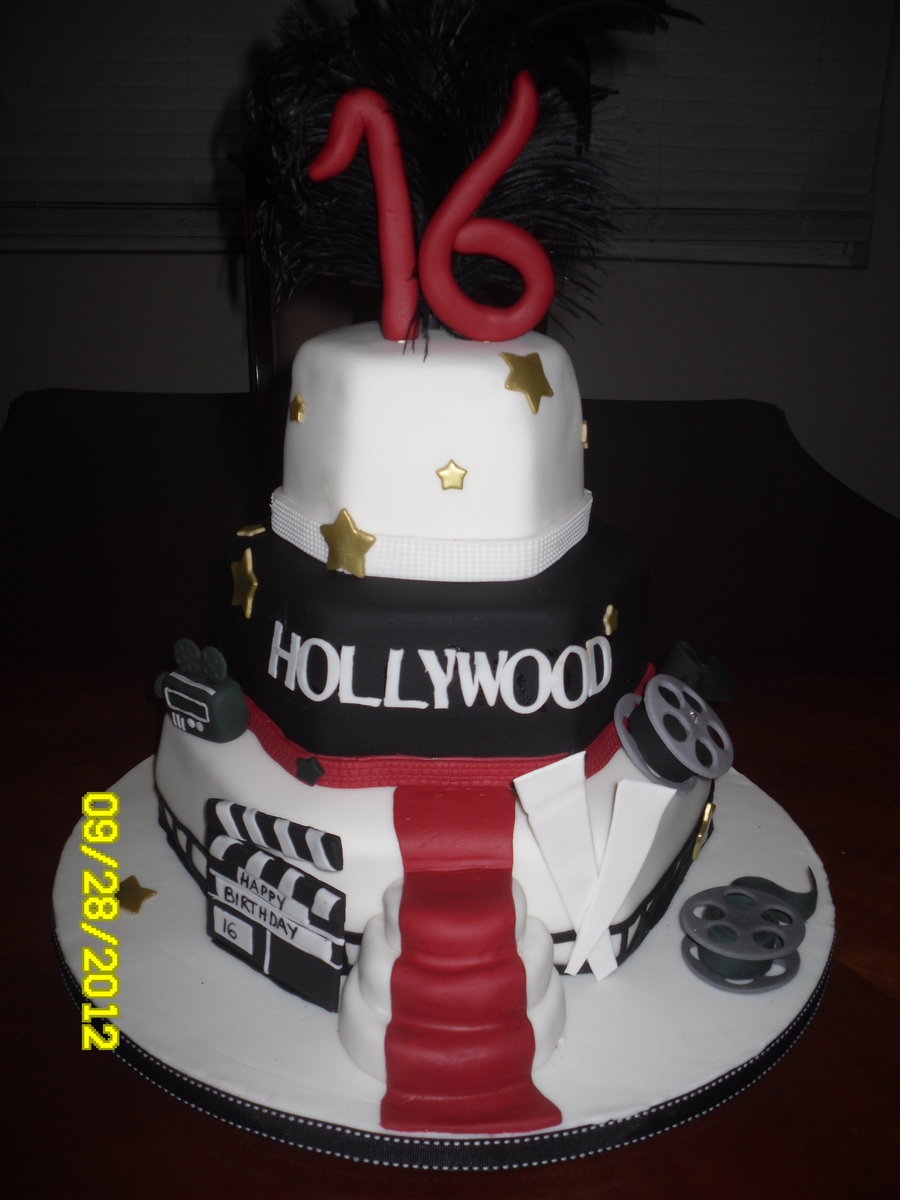 Hollywood on Cake Central