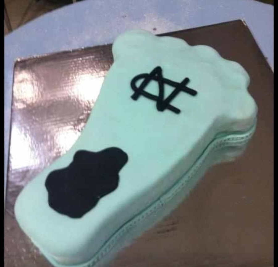 Tarheel Grooms Cake  on Cake Central