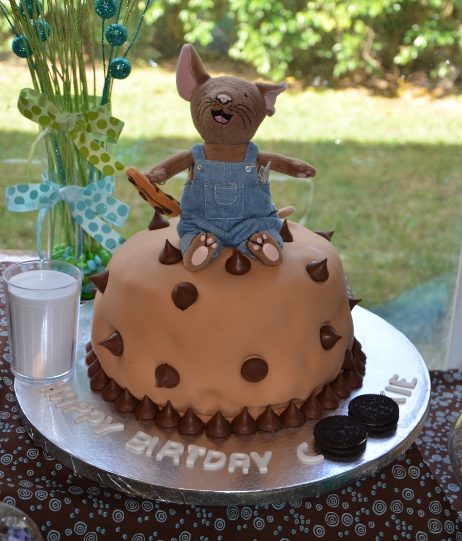 If You Give A Mouse A Cookie Cake on Cake Central