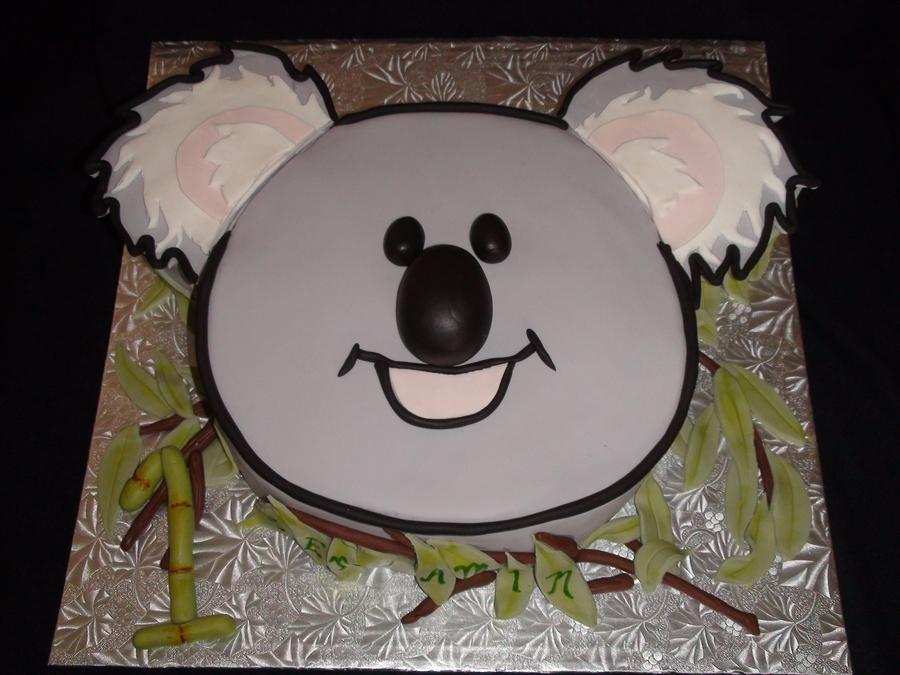 Koala Cakecentral Com
