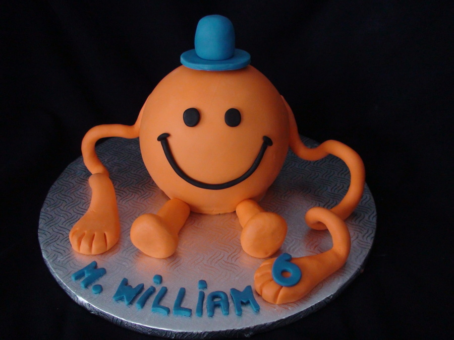 Mr Tickle CakeCentralcom - Mr tickle birthday cake