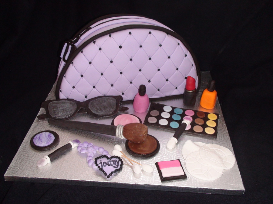Makeup on Cake Central