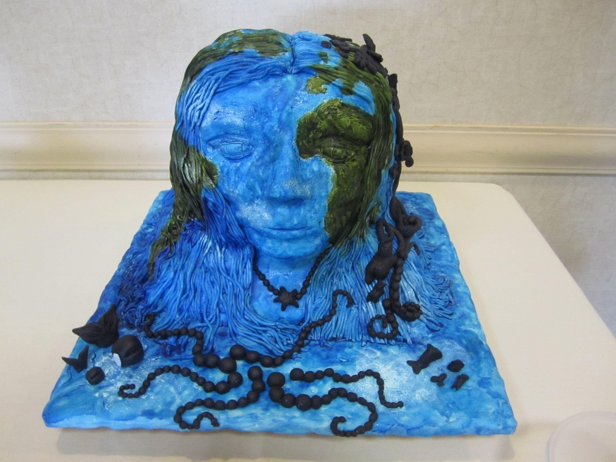 Mother Earth on Cake Central