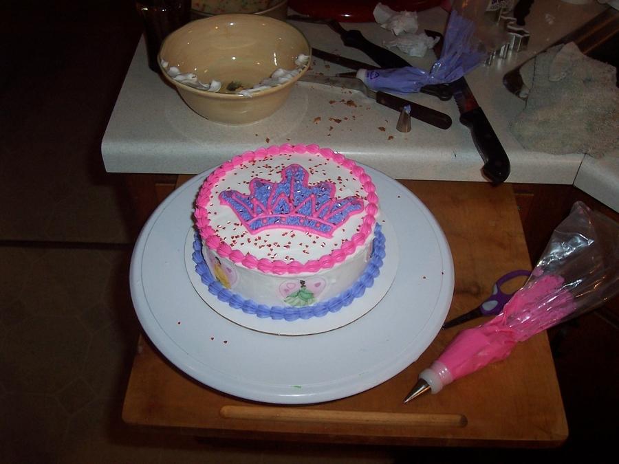 Disney Princess Cake Cakecentral