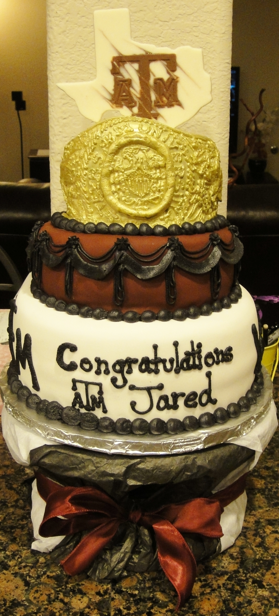 Texas A&m Graduation on Cake Central