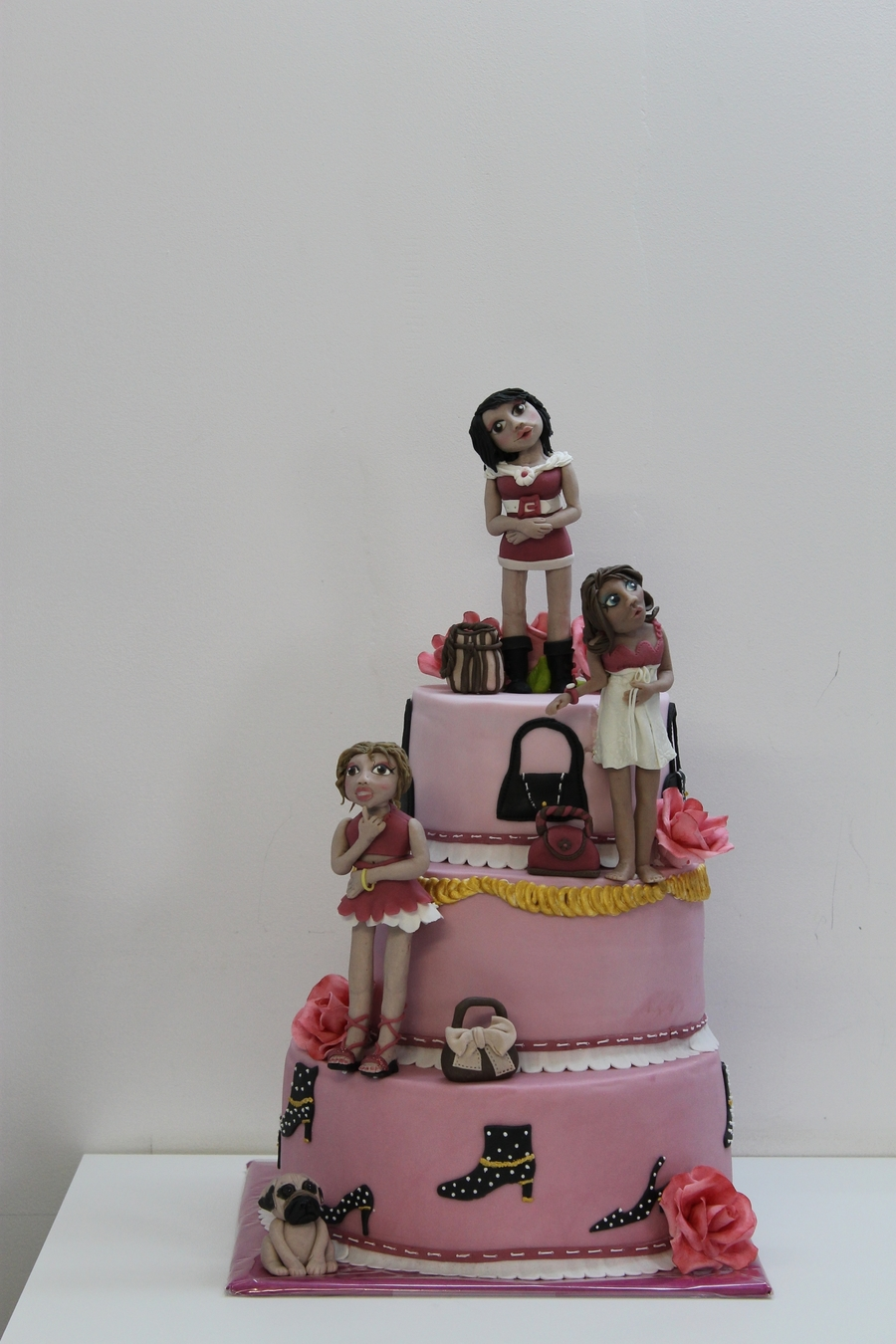 Top-Model Cake on Cake Central