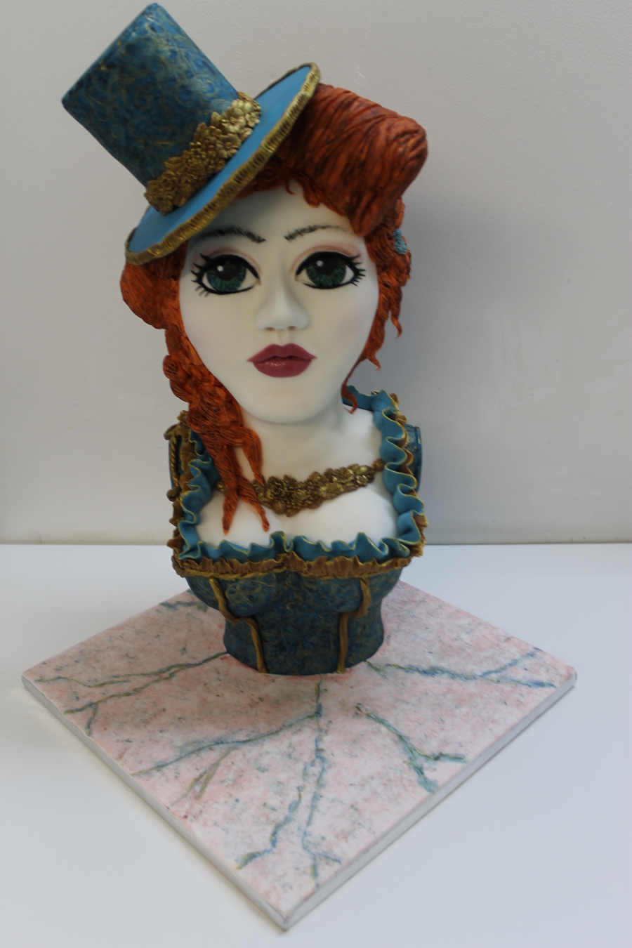 My Circus Lady  on Cake Central