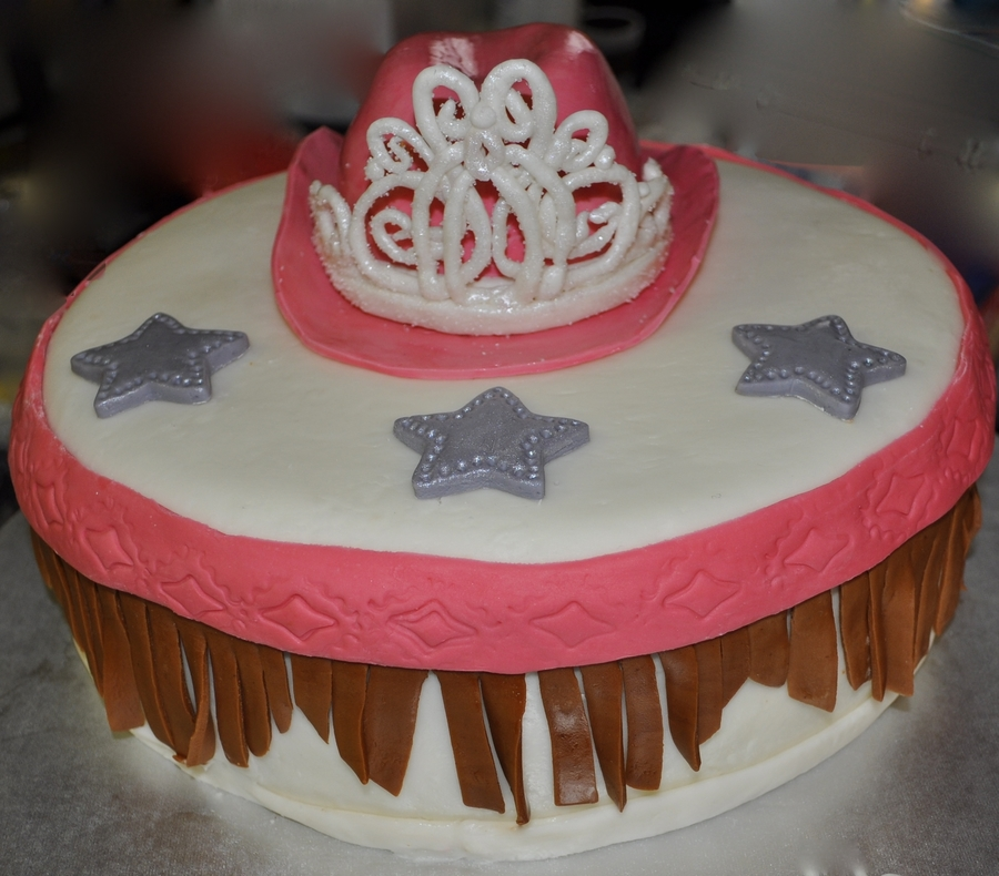 Cowgirl Princess on Cake Central