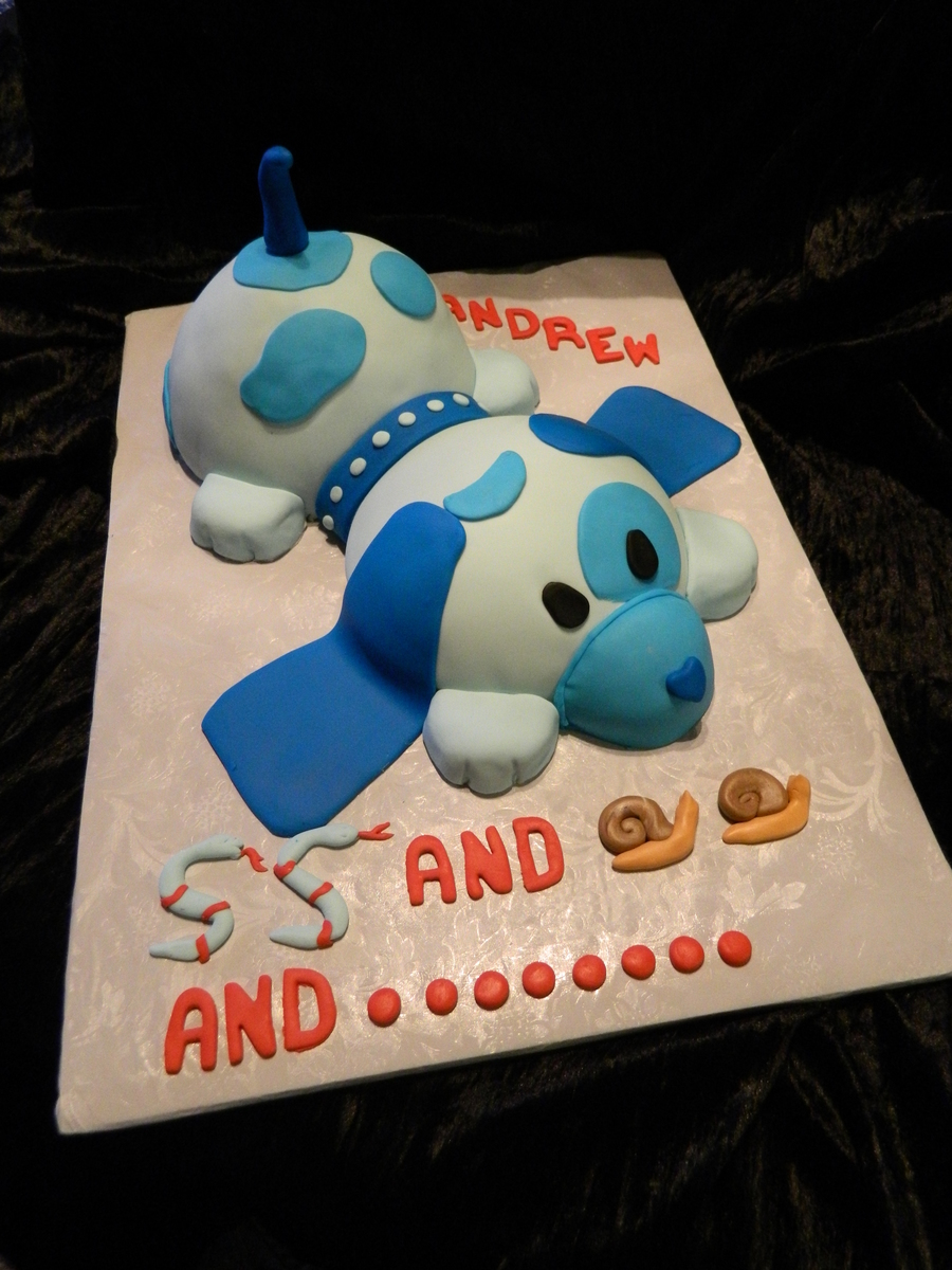 Puppy Dog Tails on Cake Central