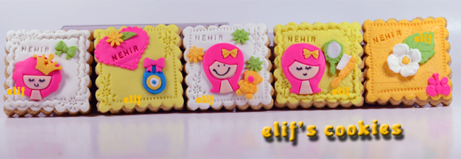 Girlie Cookies on Cake Central