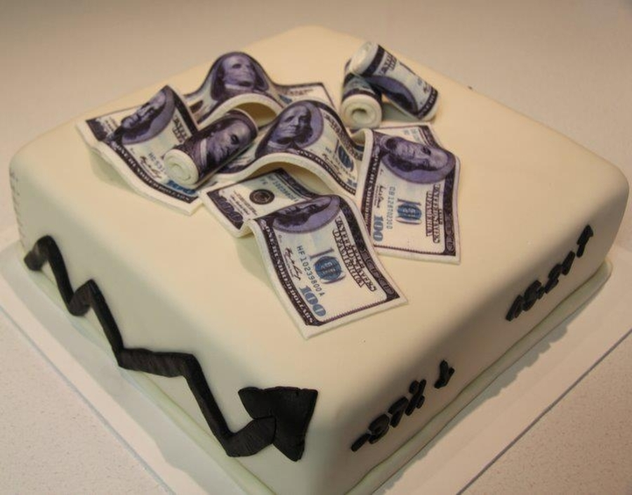 I Love The Stock Market!!! - CakeCentral com