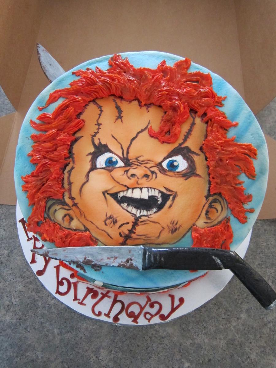 Chucky Birthday Cakecentral Com