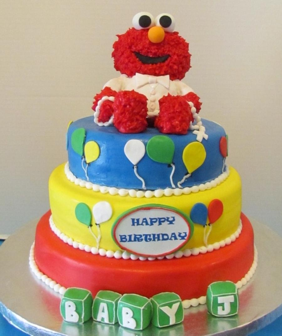 Birthday Cake Baby Boy St